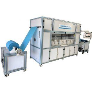 汇智电纺 有针式纳米纤维生产线 静电纺丝设备