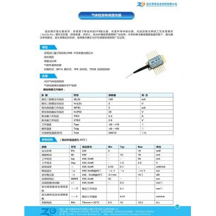 Co2气体检测激光器