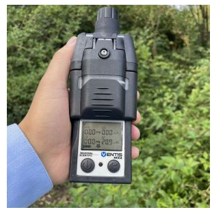 英思科MX4泵吸式四合一气体检测仪