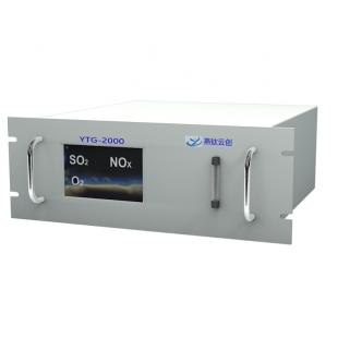燕钛云创紫外气体分析仪YTG-2000