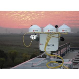 曙光新航 BSRN1000 太阳能辐射监测系统