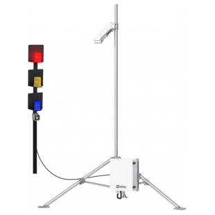 CSI CS110 电场仪/LW110雷电预警系统