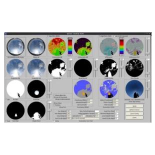SRF04全天空成像仪