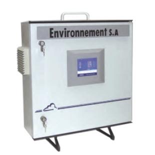 PM2.5通量监测系统