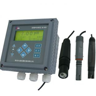 西安大成仪器工业在线pH分析仪DC-820