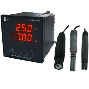 西安大成仪器工业在线pH分析仪DC-820C