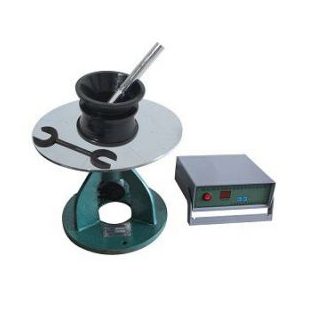 NLD-3型水泥胶砂流动度测定仪(跳桌)