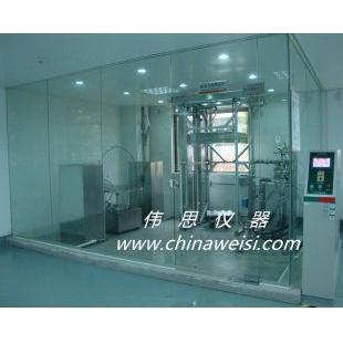 深圳步入式淋雨试验室伟思仪器