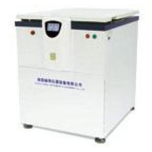 湖南赫西-超大容量冷冻离心机LRM-12L