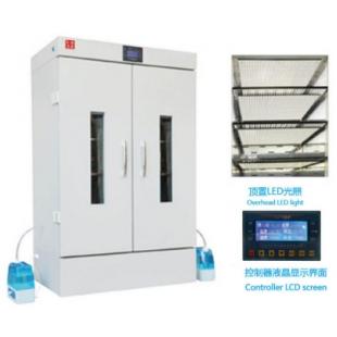 第三代(顶置LED光照板式)RDN型人工气候箱