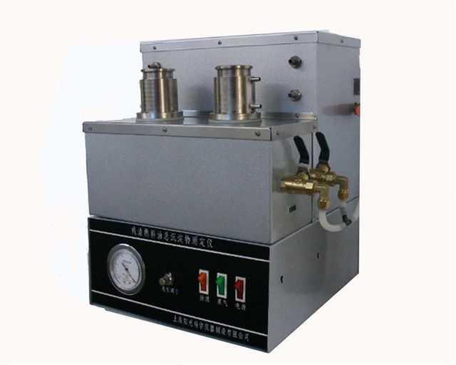SHZ残渣燃料油总沉淀物测定仪(热过滤法)老化法
