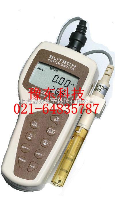 CyberScan CON 110电导率/总溶解固体量(TDS)/温度检测仪