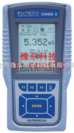 CyberScan COND 600便携式电导率/TDS仪表