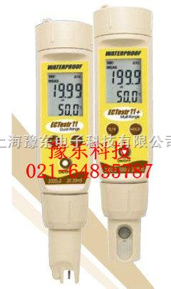 ECtestr 11电导率/温度检测仪