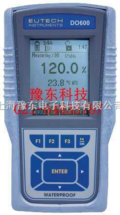 CyberScan DO 600溶解氧(DO)/温度便携式仪表
