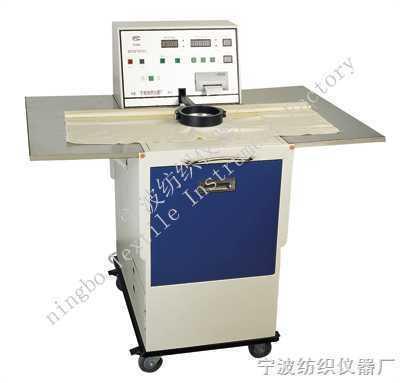YG461E型数字式织物透气量仪(带打印机)
