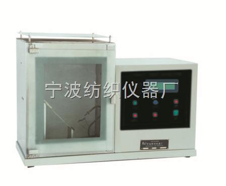 YG815F织物阻燃性能测试仪(小45°法)