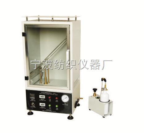 YG815E织物阻燃性能测试仪(大45°法)