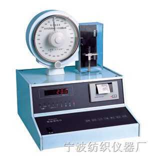 YG362型卷曲弹性仪
