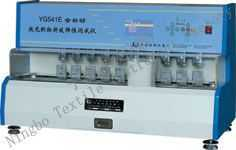 YG541E型織物折皺彈性測試儀