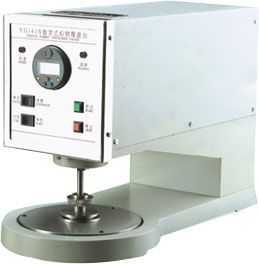 YG141数字式织物厚度仪