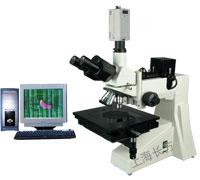 电脑型检测显微镜