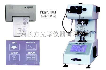 HXP-1000TM/LCD-1上海长方显微硬度计