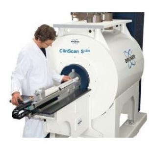 布鲁克7T动物MRI和MRS小动物活体成像扫描仪