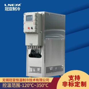 无锡冠亚新能源电池制冷加热循环机-温度控制单元tcu