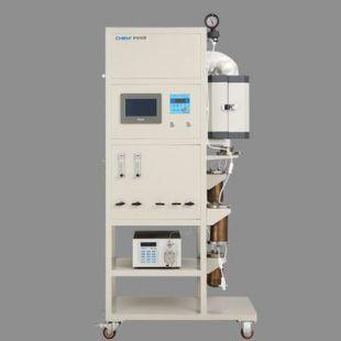 科幂仪器   脱硫剂催化剂评价装置正面