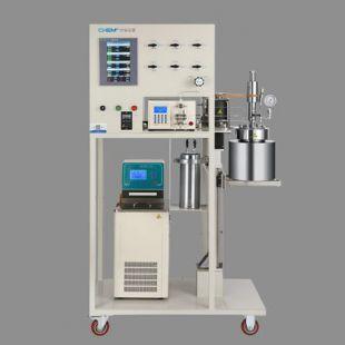 科幂仪器   烯烃聚合反应装置正面