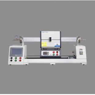 科幂仪器   电动卧式滑轨炉TFD-1100-80-200-SR正面