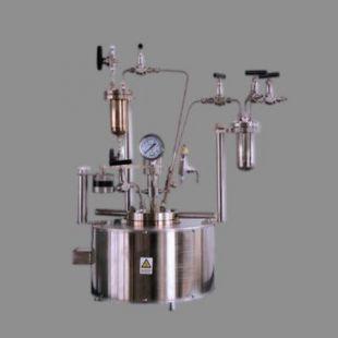 科幂仪器   双路混气等压加料机械搅拌高压反应釜
