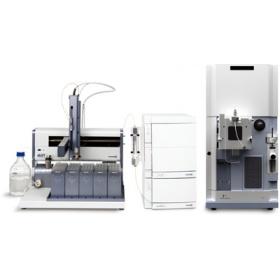 吉尔森制备级LC/MS液质联用色谱系统
