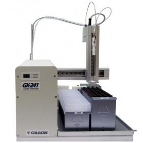 吉尔森GX-241液样处理平台