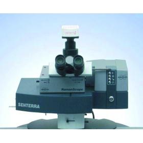 布鲁克Senterra共聚焦拉曼显微光谱仪