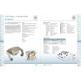 ECC-OPTO-STD 电级测试模块