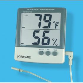 Traceable® Jumbo 温湿度计