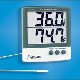 Traceable™大数字记忆型温度计