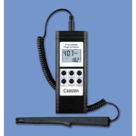 Traceable™存储式湿度/温度计