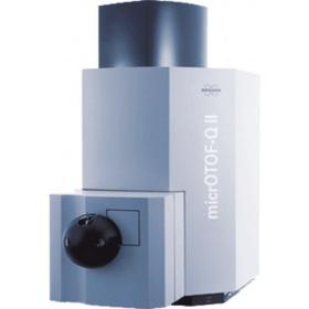 microTOF-Q II高性能的电喷雾-四级杆-飞行时间LC/MS/MS串联质谱仪