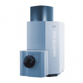 micrOTOF-Q III 高性能的电喷雾-四级杆-飞行时间LC/MS/MS串联质谱仪