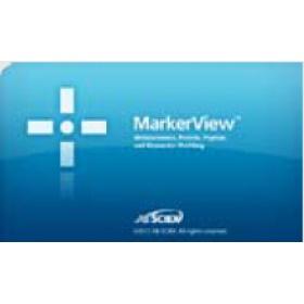 AB Sciex用于代谢组学分析的MarkerView?软件