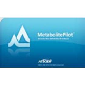 AB Sciex MetabolitePilot?药物代谢物鉴定软件