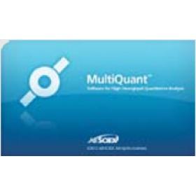 AB Sciex定量功能MultiQuant™软件