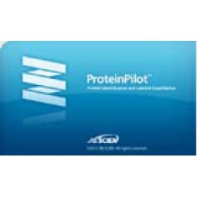 AB Sciex蛋白组学研究ProteinPilot?软件