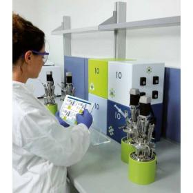 Solaris IO系列迷你平行生物反应器