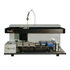 FluidX全自动样品管处理工作站