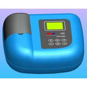 1600型便携式可见分光光度计