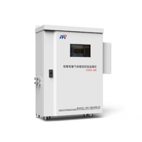 聚光科技无机废气排放在线监测系统ETMS-300